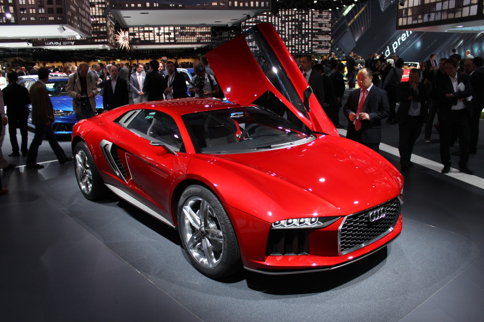 This week s top photos the frankfurt auto show edition - Auto motor show ...