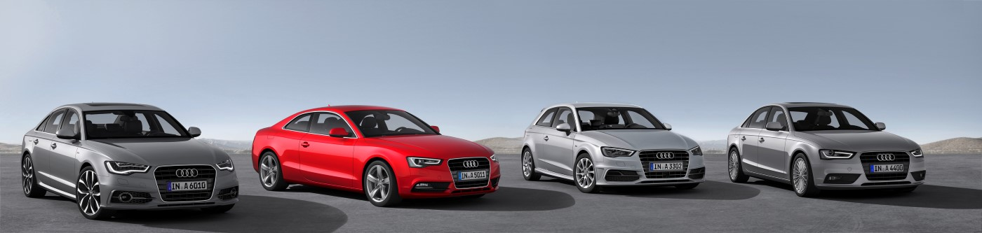 audi expands range of fuel efficient ultra models