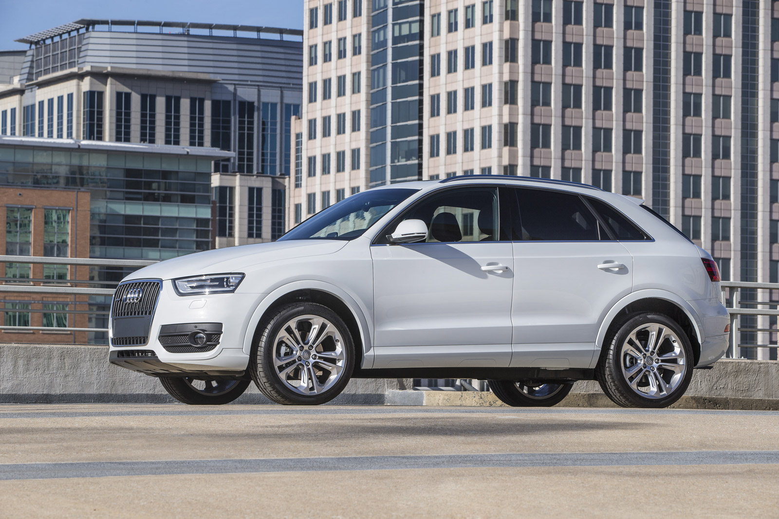2015 audi q3 review ratings specs prices and photos the car connection. Black Bedroom Furniture Sets. Home Design Ideas