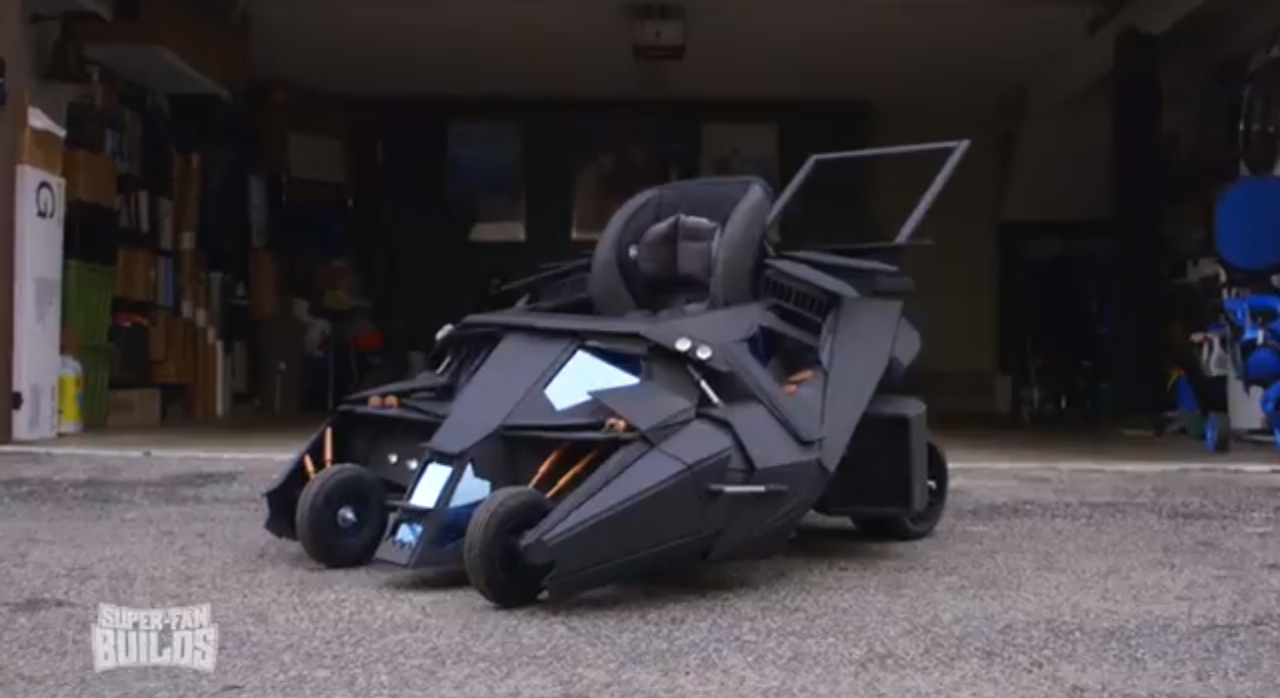 You Ve Seen The Tumbler Golf Cart Now Meet The Tumbler Baby Stroller Video