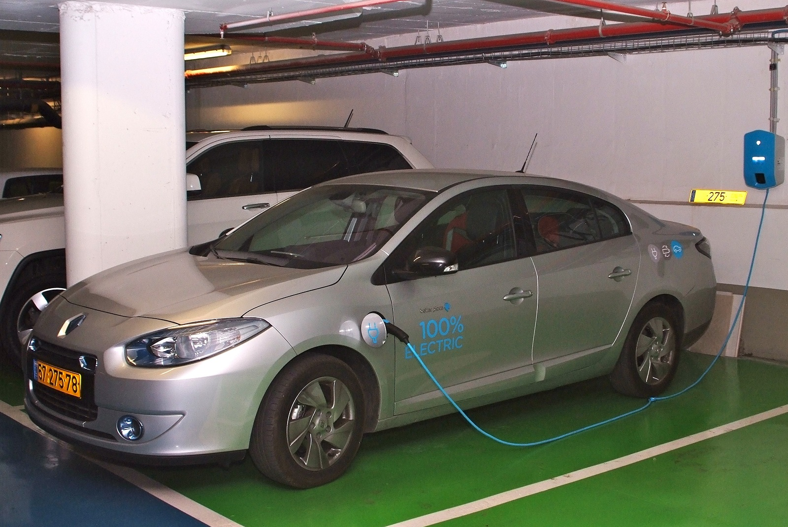 What S The Real Cost Of A Better Place Electric Car In Israel