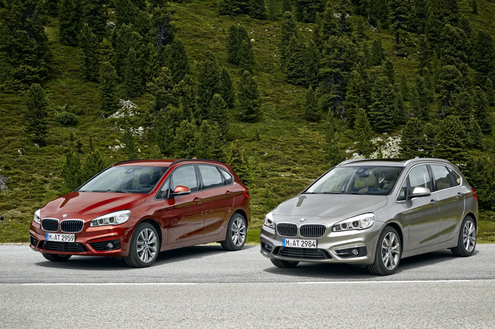 bmw backtracks on 2 series active tourer u s plans. Black Bedroom Furniture Sets. Home Design Ideas