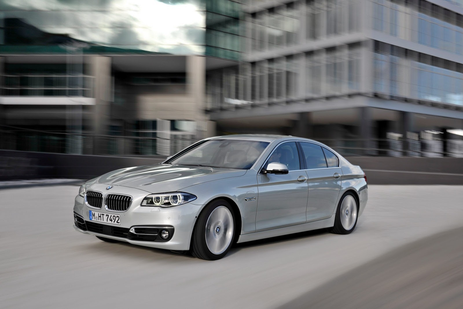 2014 bmw 5 series review ratings specs prices and photos the car connection. Black Bedroom Furniture Sets. Home Design Ideas