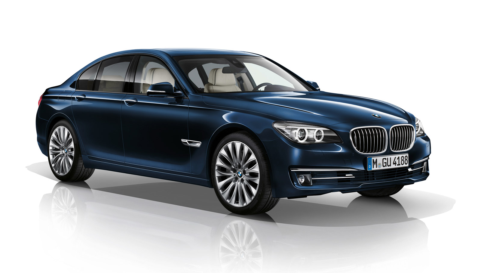 bmw 7 series edition exclusive revealed. Black Bedroom Furniture Sets. Home Design Ideas