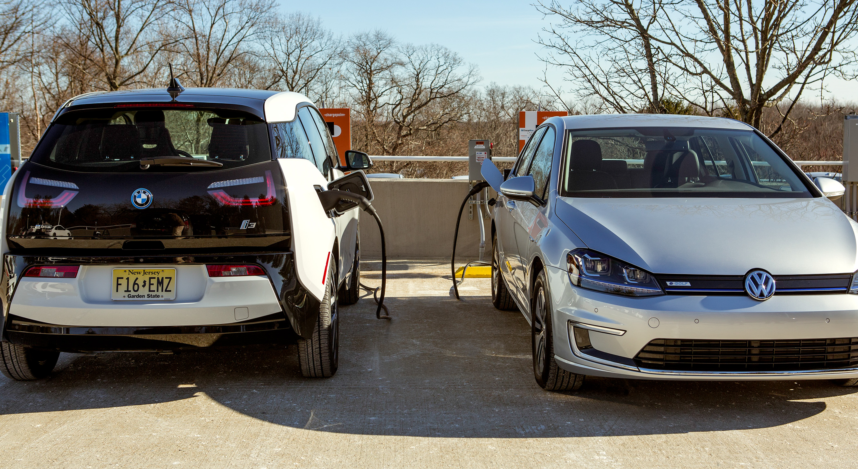 Bmw Vw And Chargepoint To Build 100 Ccs Fast Charging