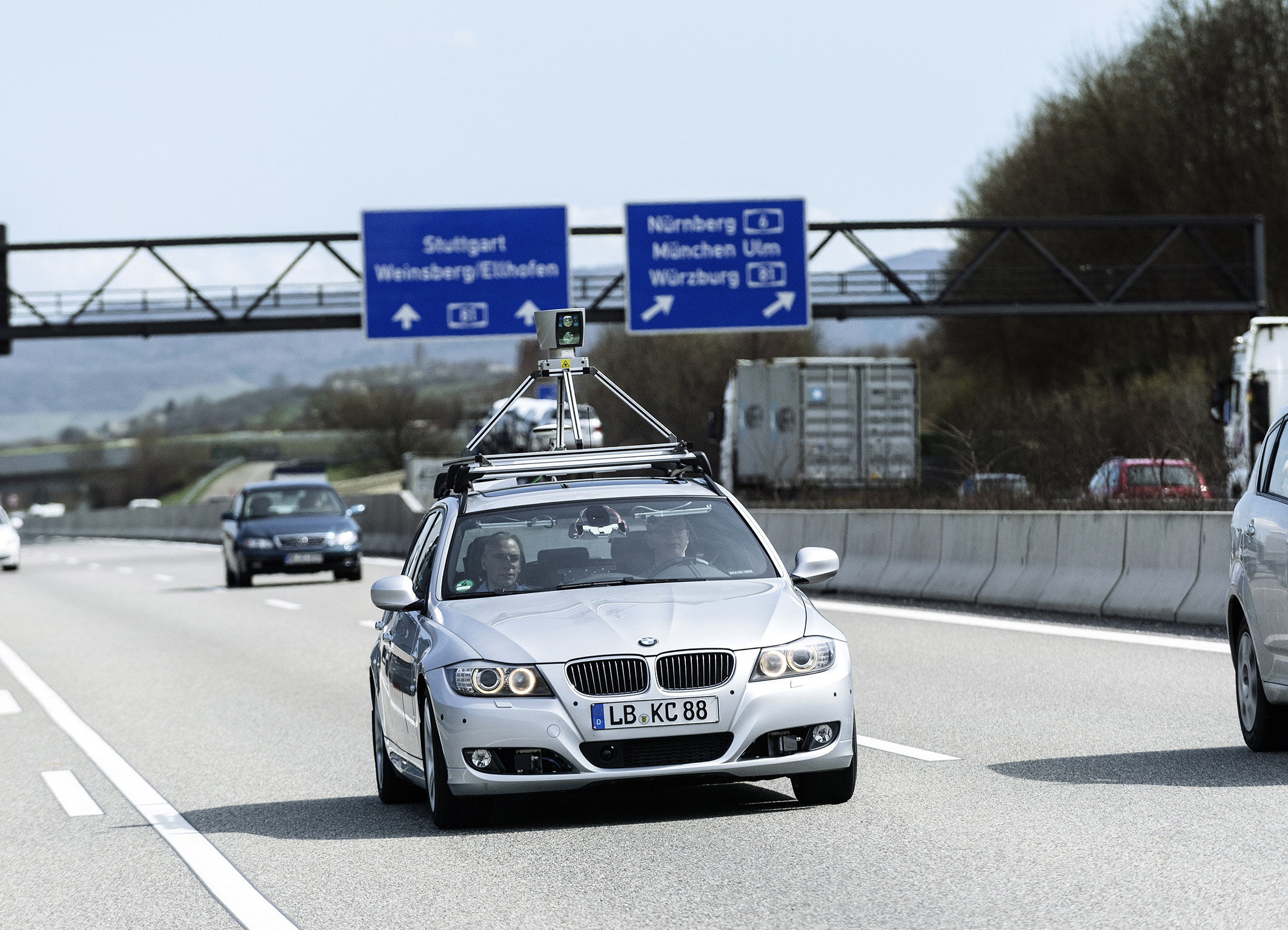 Used Cars In Albuquerque >> Bosch Unveils Autonomous Driving System For Traffic Jams