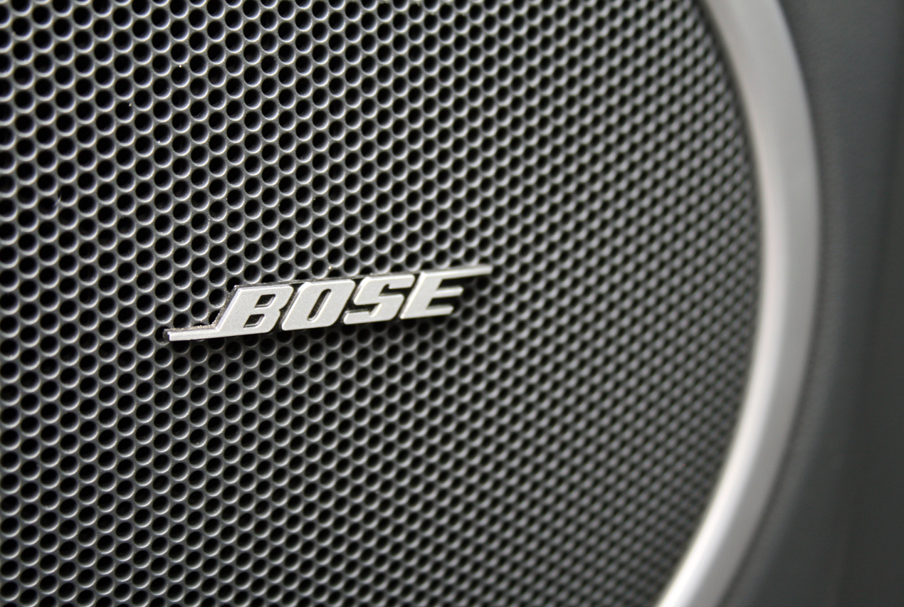 Bose To Offer Noise-Canceling Tech For All Cars