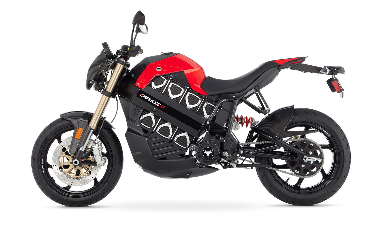 Polaris Acquires Brammo S Electric Motorcycle Business