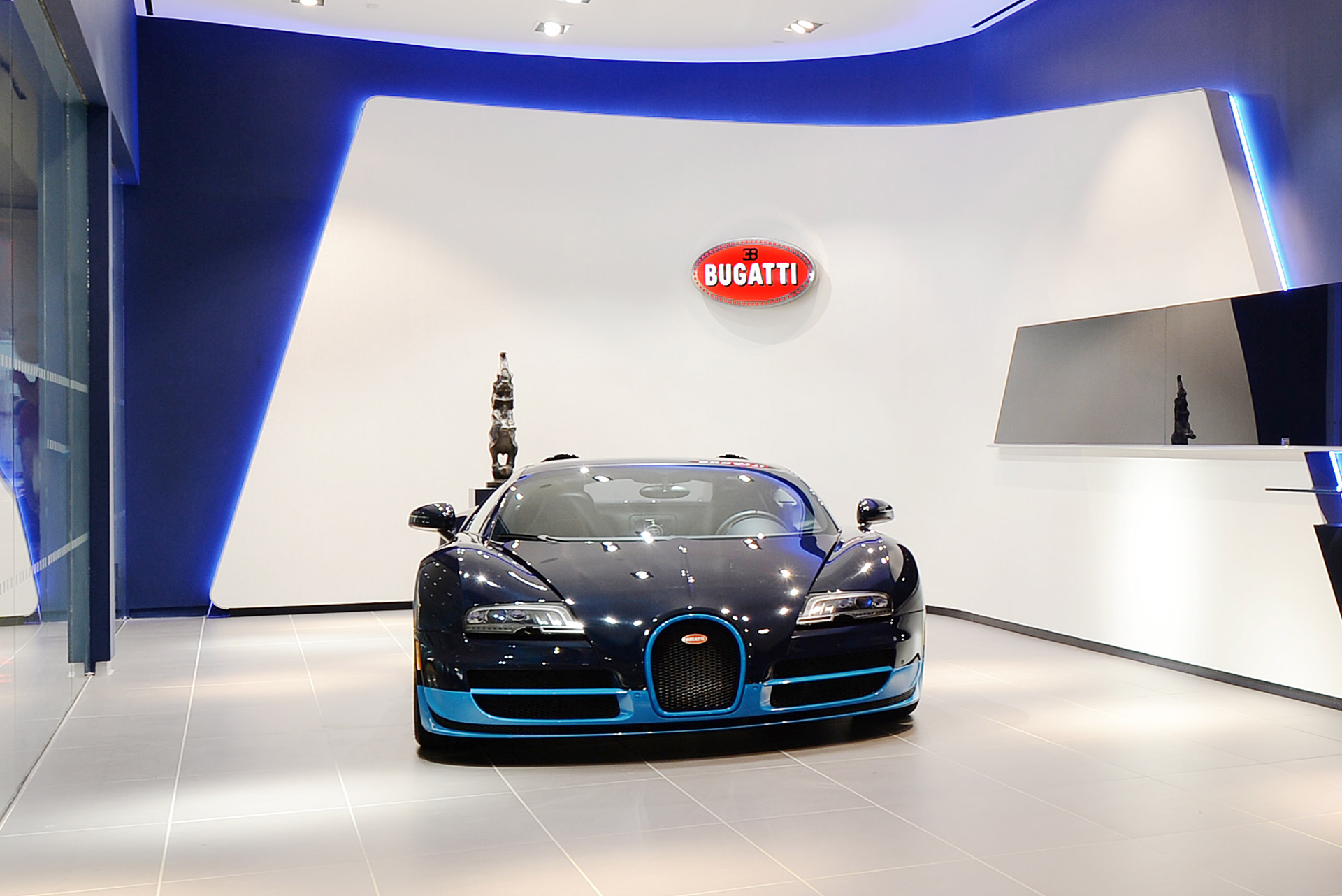 Bugatti Gears Up For Veyron Successor S Arrival With New