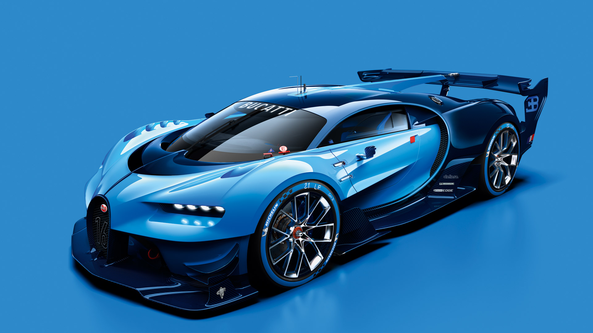 bugatti vision gran turismo revealed previews veyron successor. Black Bedroom Furniture Sets. Home Design Ideas