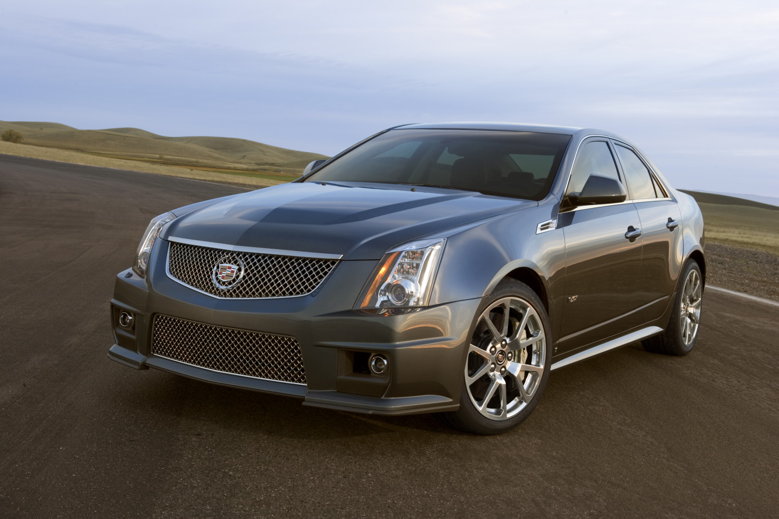 2010 cadillac cts v review ratings specs prices and - Cadillac cts v coupe specs ...