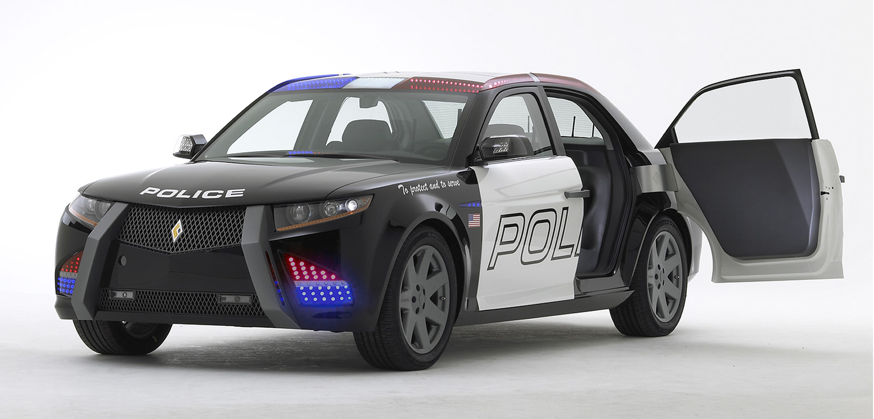 It 39 s a 187 on the carbon motors cop car dream e7 up for for Modern motors used cars