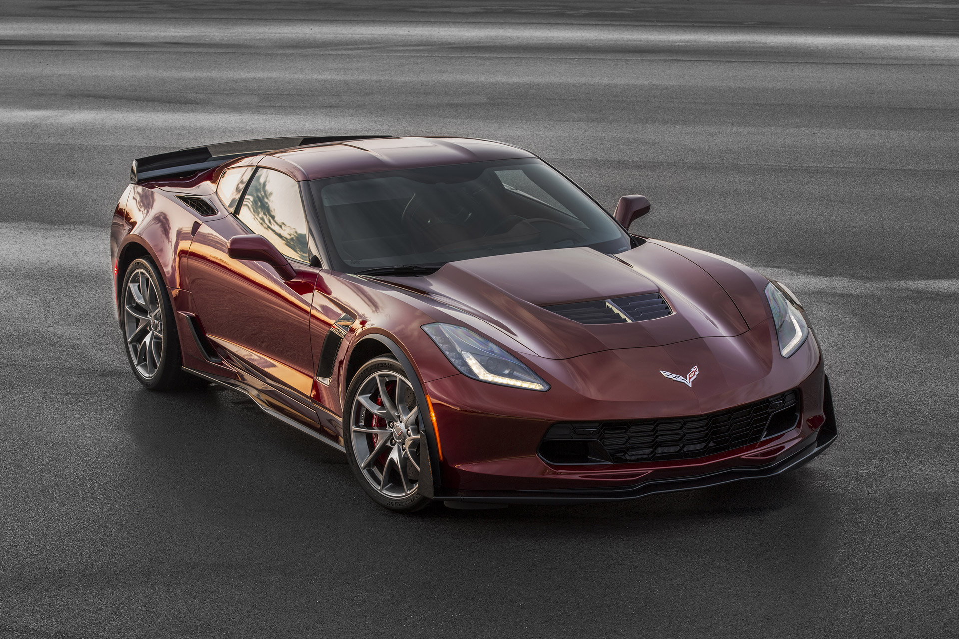 Beautiful 2016 Chevrolet Corvette Z06