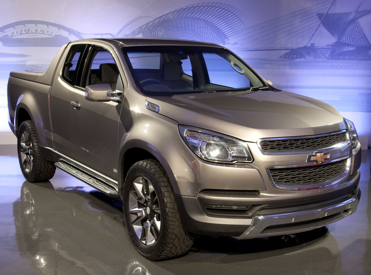 Is the next generation chevy colorado two years out for