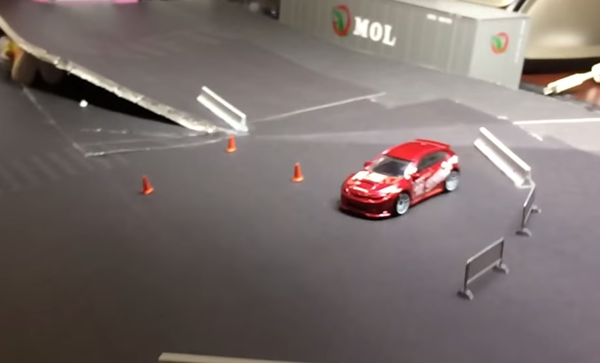 How To Drift Hot Wheels Yes Really Video