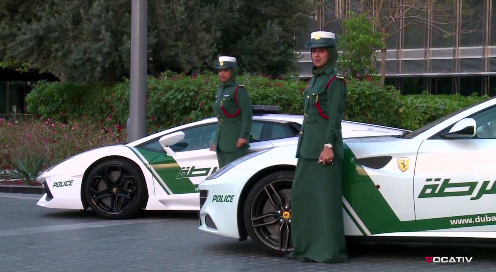 Dubai Police Cars Are The World S Fastest Video
