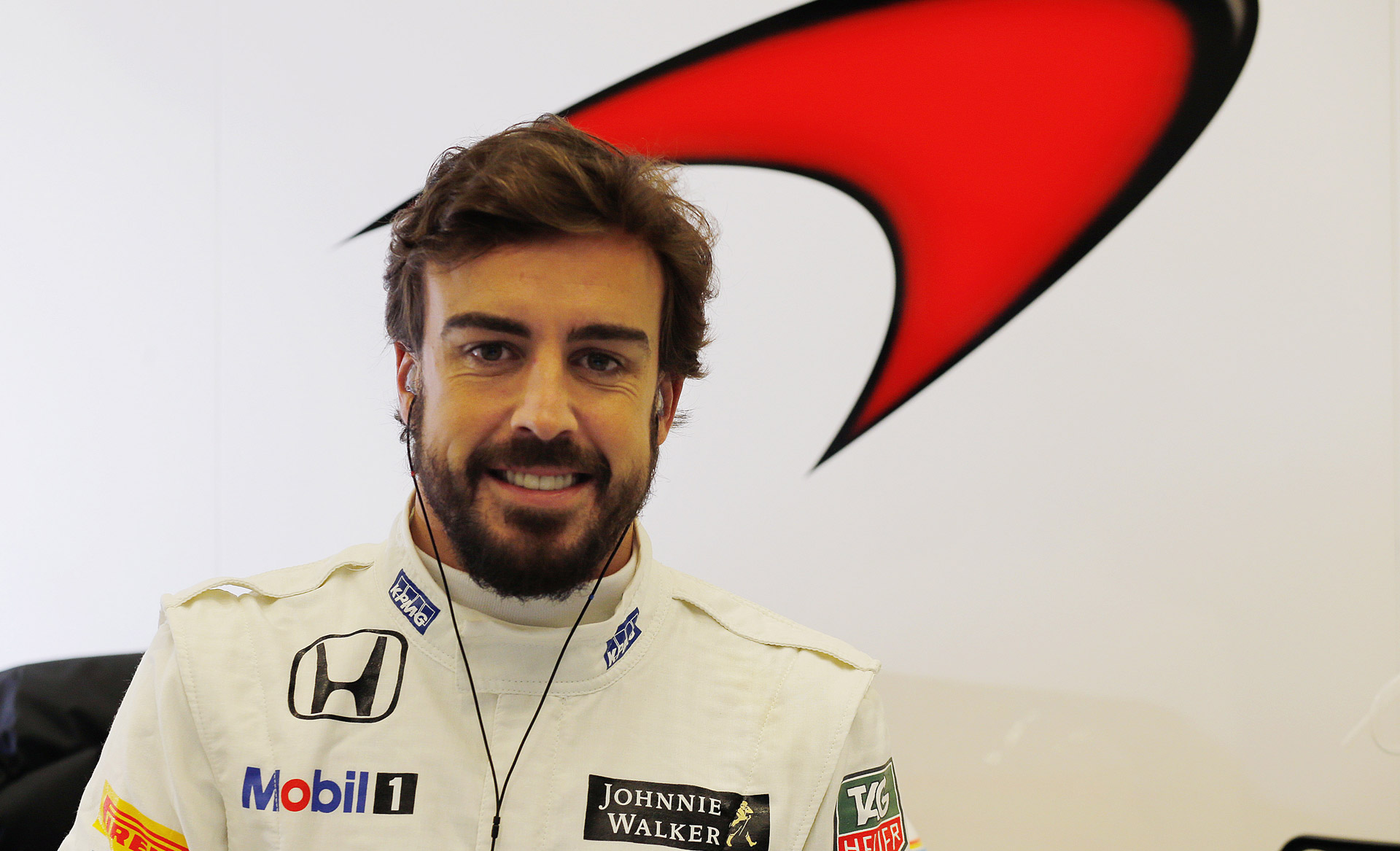Fernando Alonso - Piloto de Formula 1 2016 - by thecarconnection.com