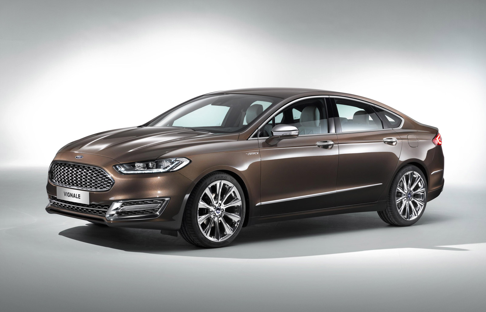 Dsg Mustang >> Ford Going Premium With New Vignale Sub-Brand