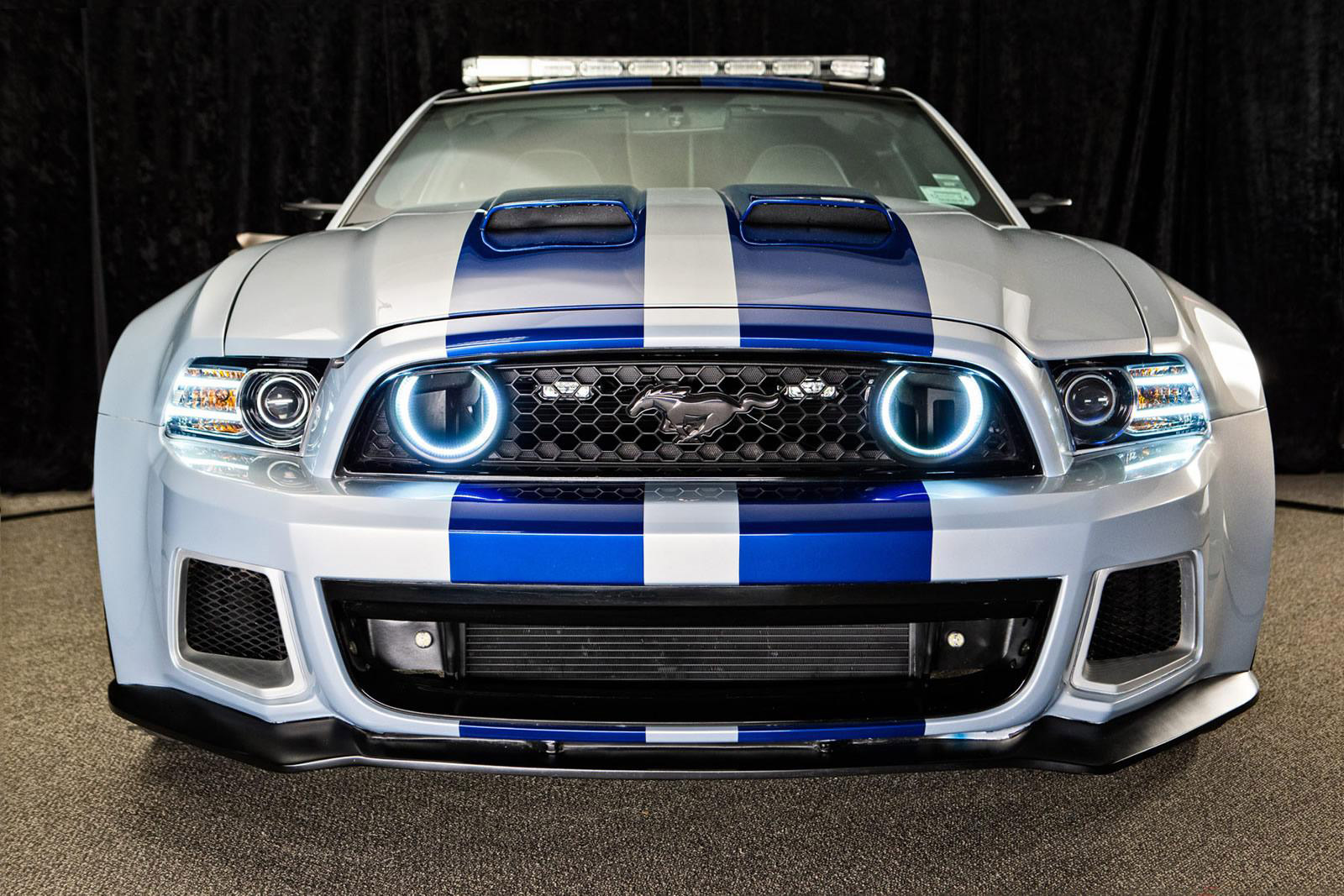 Need For Speed Ford Mustang Pace Car Revealed Video