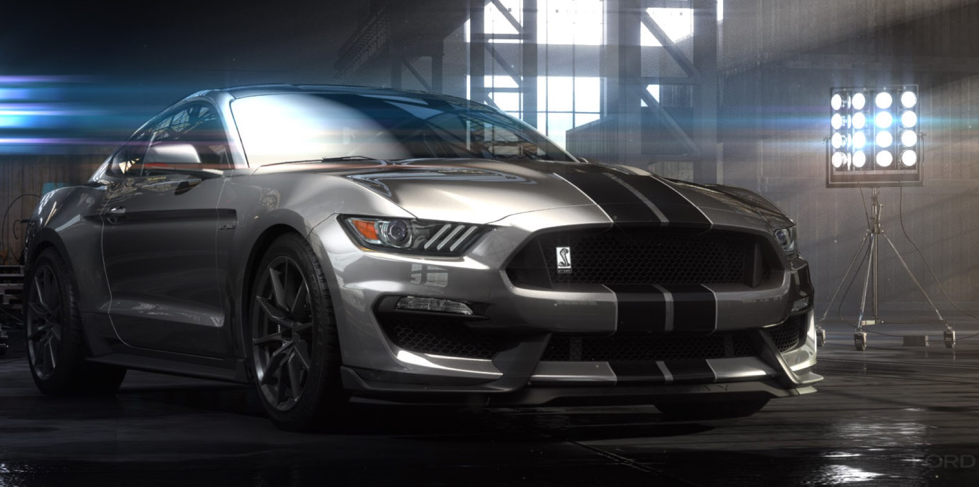2016 ford mustang shelby gt350 packs new v 8 serious track upgrades video live photos. Black Bedroom Furniture Sets. Home Design Ideas