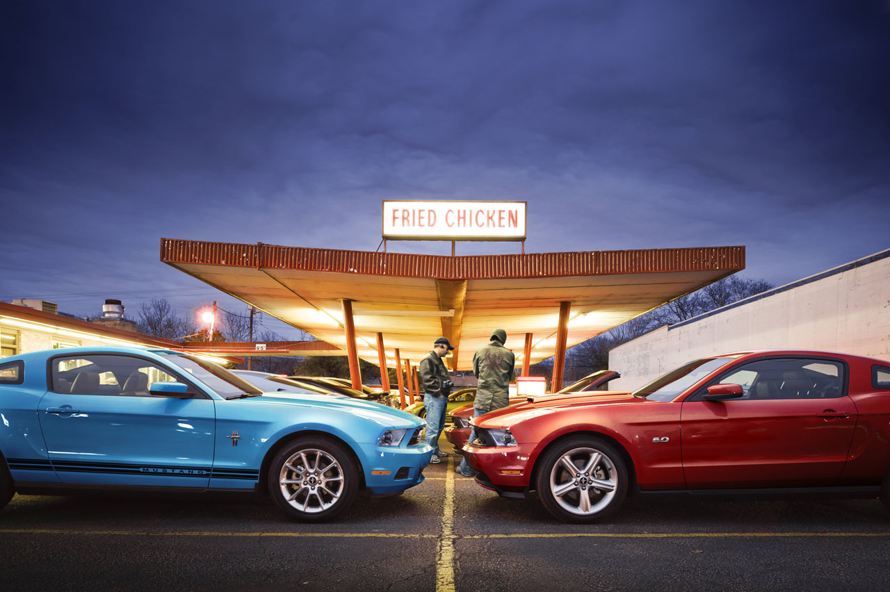 2011 Ford Mustang Gt Takes Home Best Resale Value Award