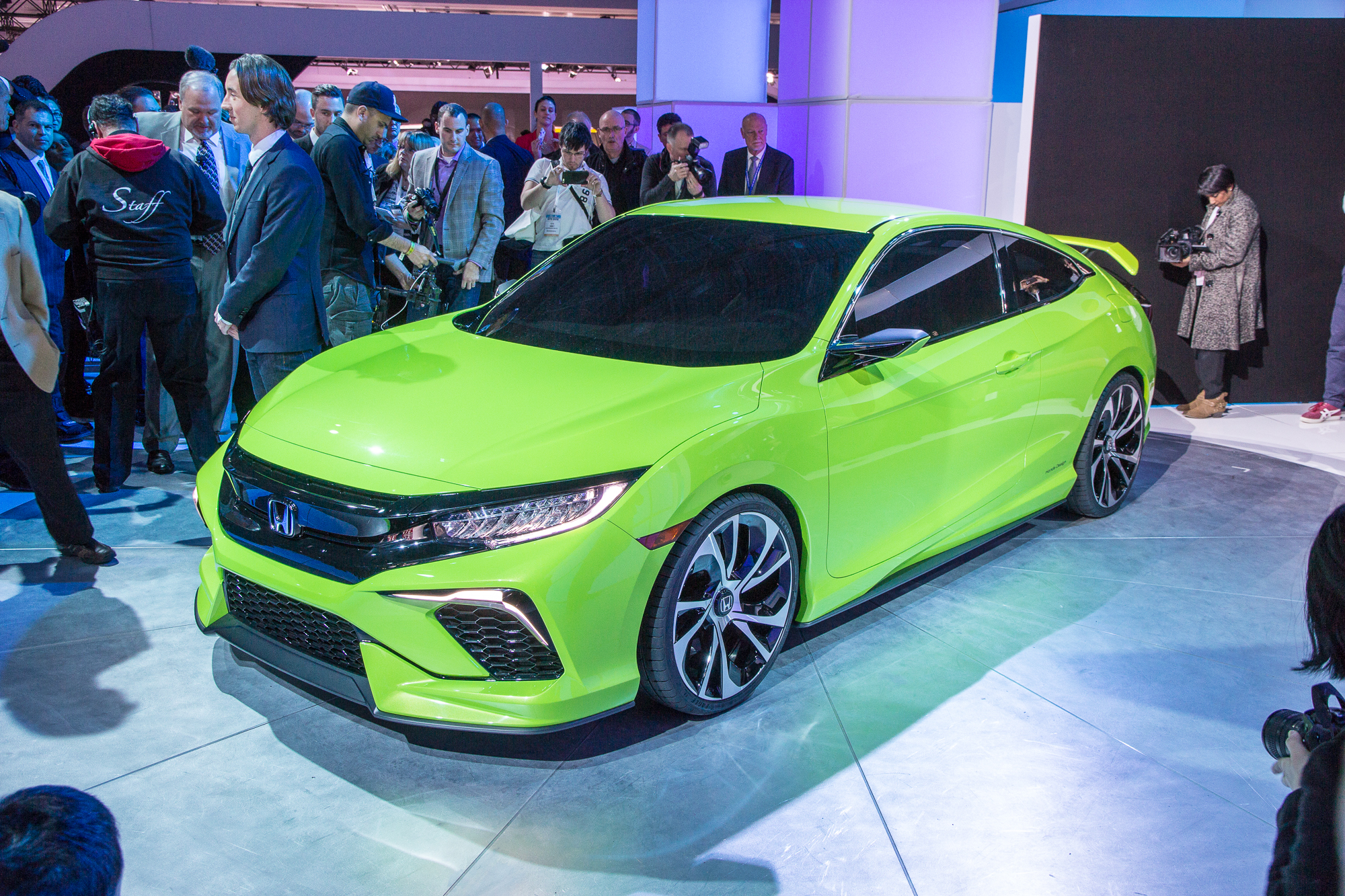 honda confirms type r for u s at civic concept debut 9th generation honda civic forum