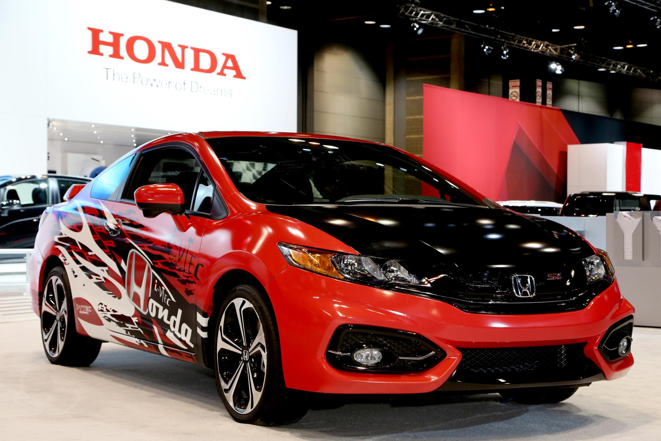 Honda Civic Si Built From Forza Motorsport Gamers Design