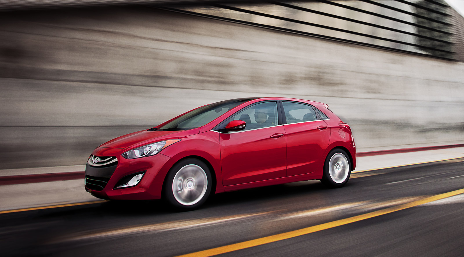 2013 hyundai elantra gt review ratings specs prices and photos the car connection. Black Bedroom Furniture Sets. Home Design Ideas