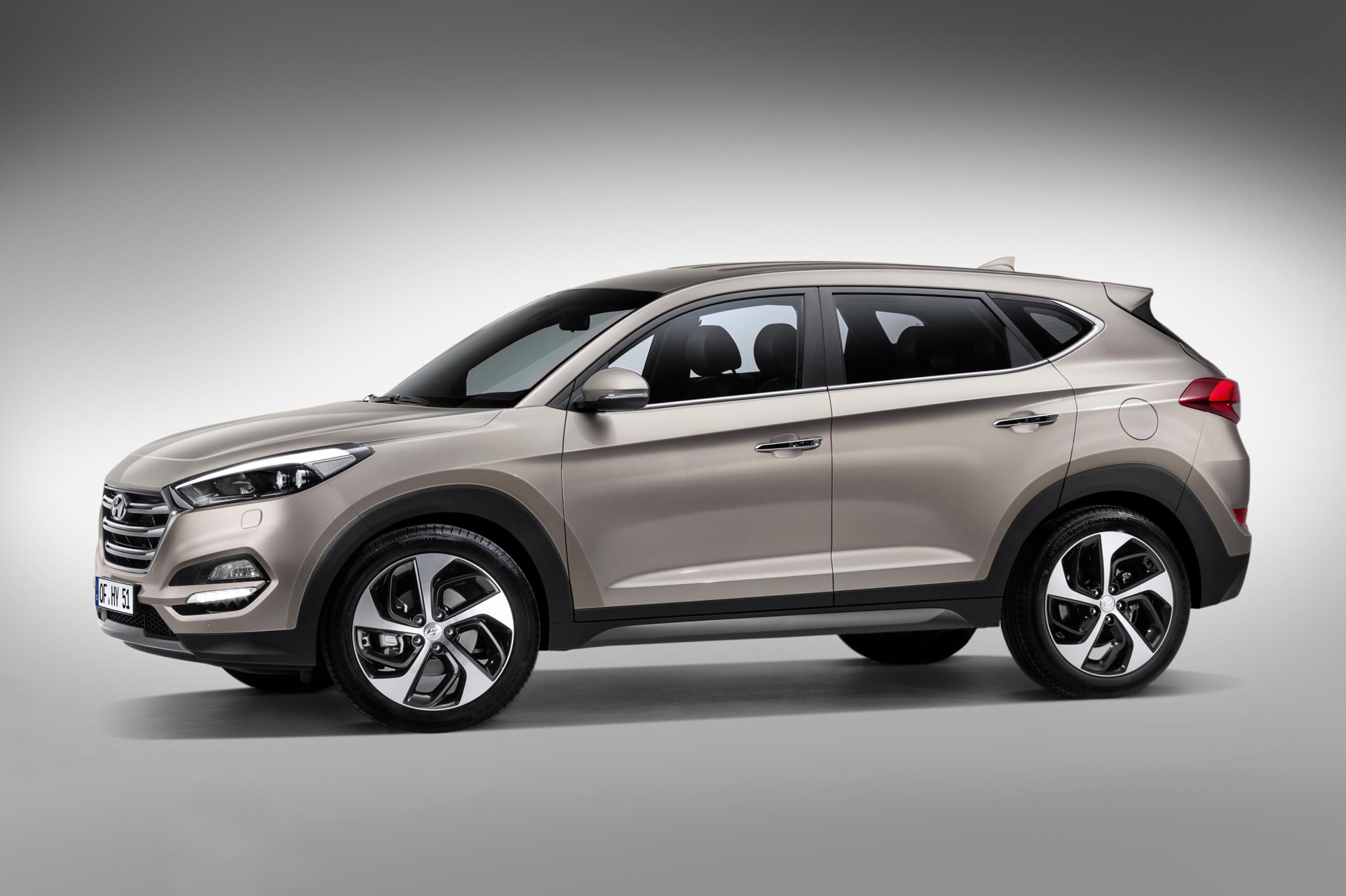Tesla Suv Specs >> 2016 Hyundai Tucson Review, Ratings, Specs, Prices, and Photos - The Car Connection