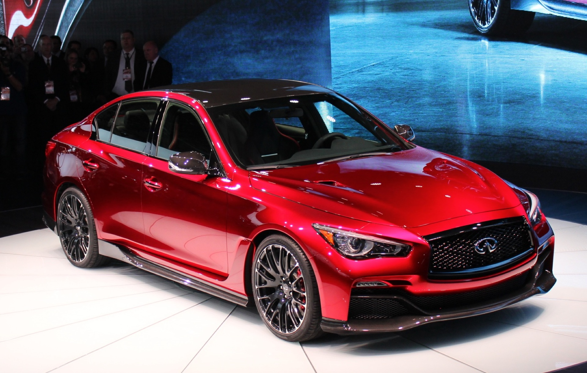 Eau Rouge Aims To Become Infiniti Performance Sub Brand