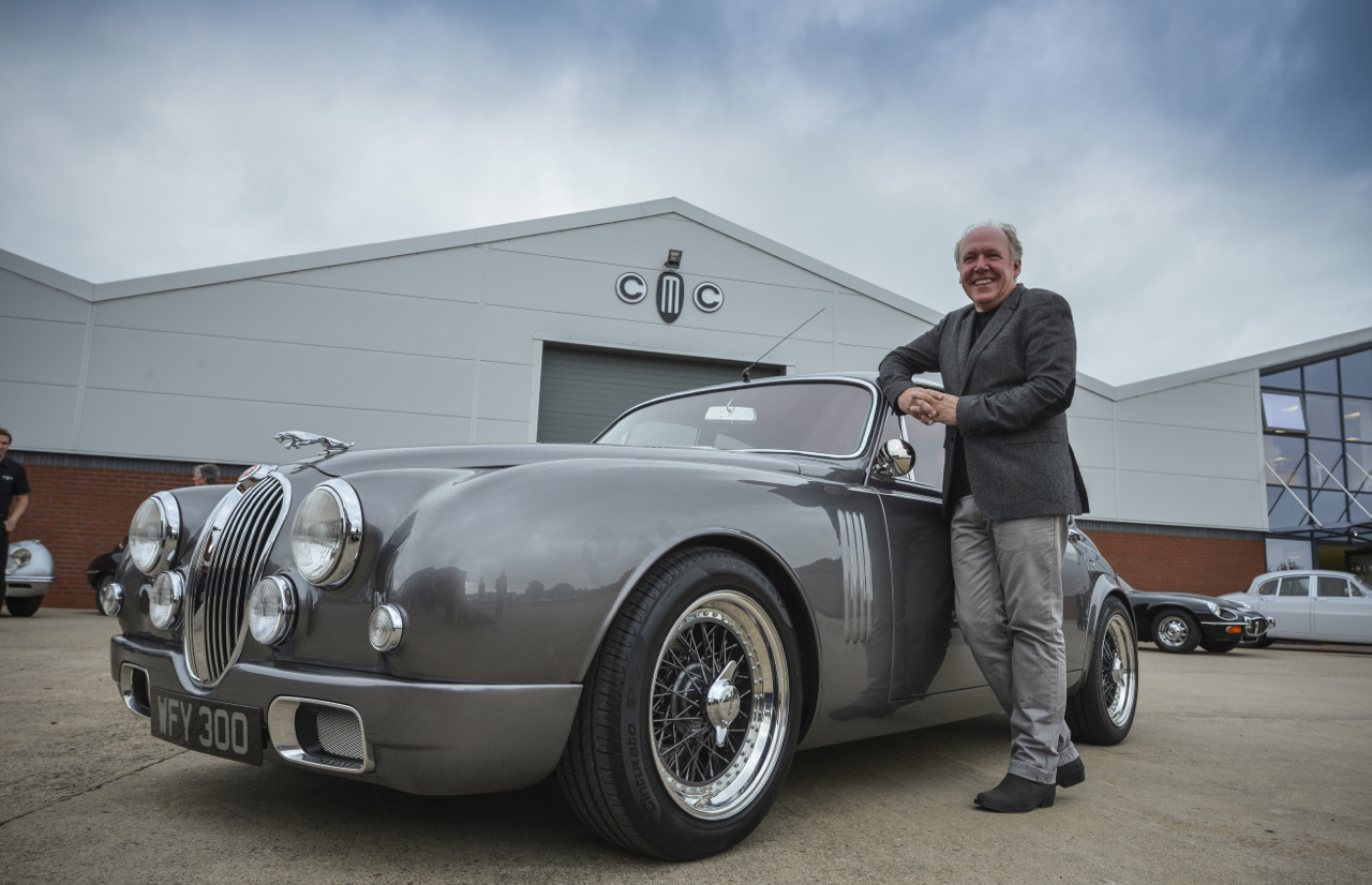 Ian Callum S Jaguar Mark 2 Finally Revealed Video