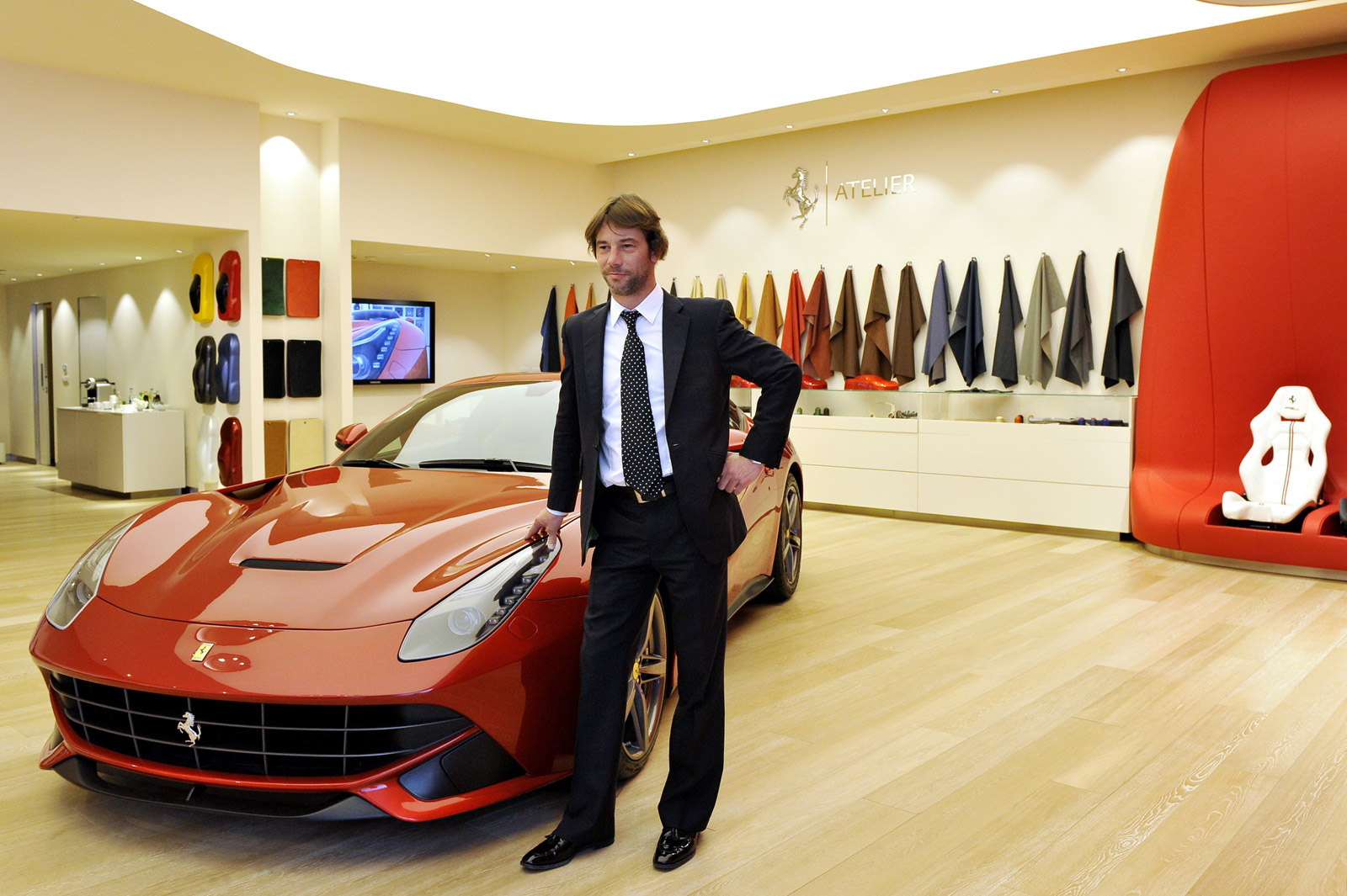 Is Jay Kay The First Confirmed Owner Of A Laferrari