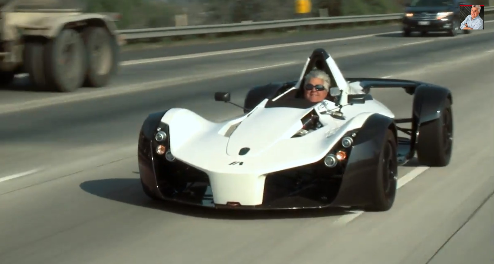 Bac Mono Stops By Jay Leno S Garage Video