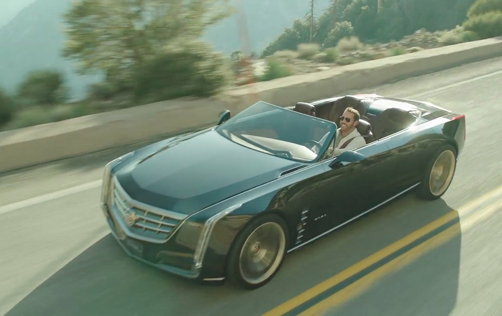 Cadillac Ciel Stars In New 'Entourage' Short Film: Video