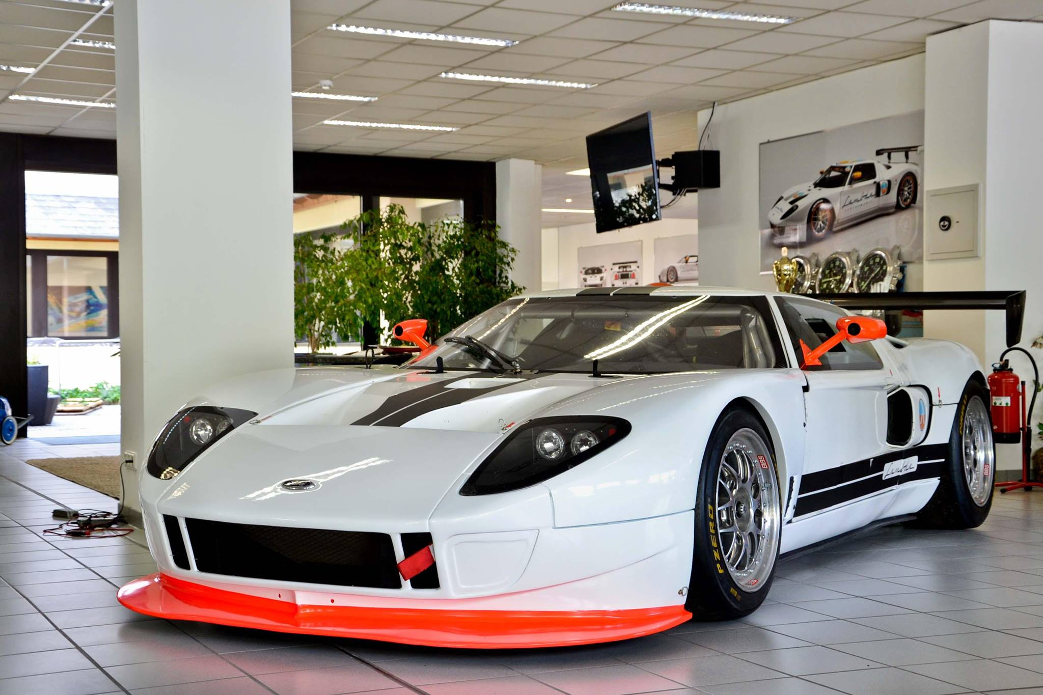 Lambda performance ford gt gt3 sounds will melt your ears video