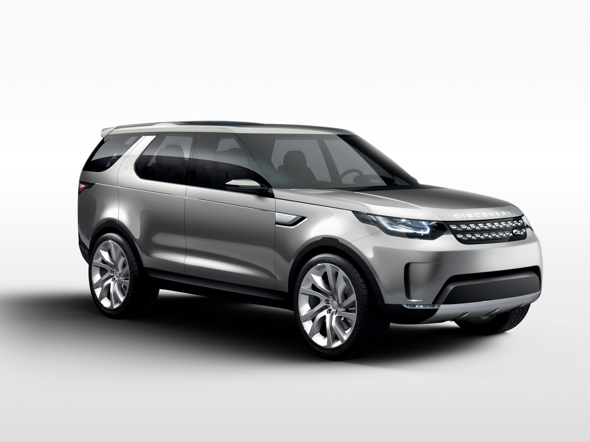 Land Rover Discovery Concept Solves First-World Problems ...