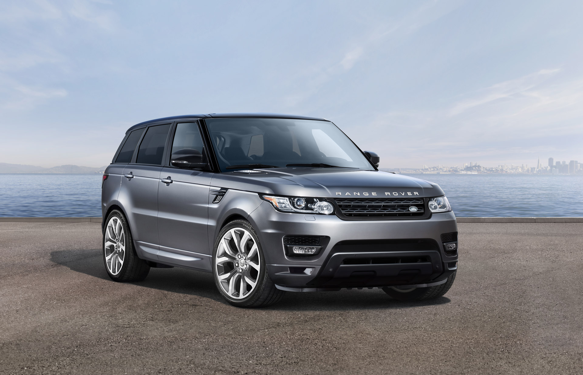 2016 land rover range rover sport review ratings specs prices and photos the car connection. Black Bedroom Furniture Sets. Home Design Ideas