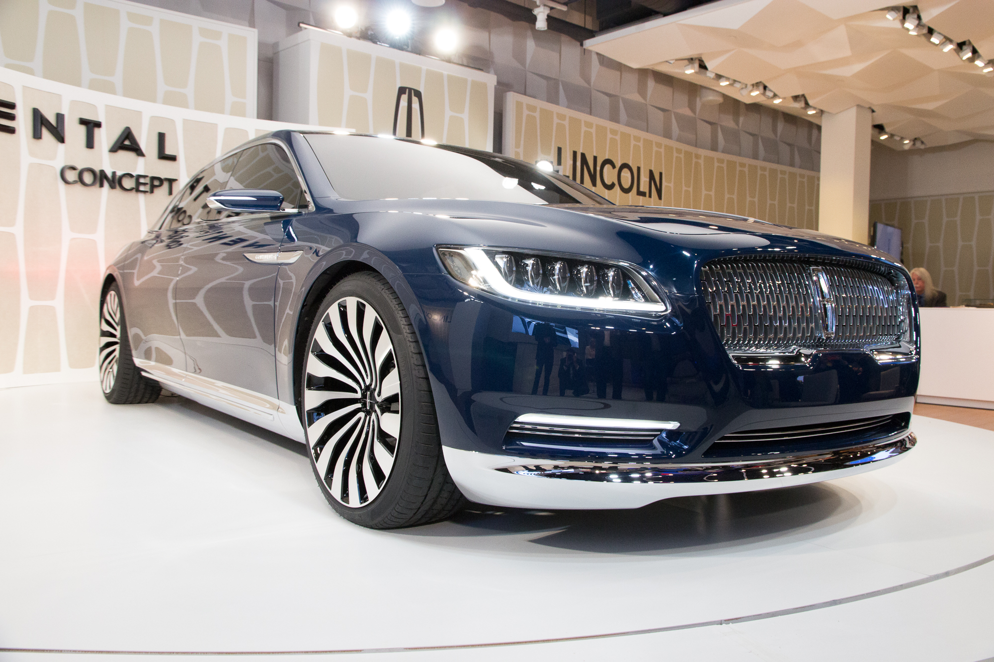 2015 lincoln continental. Black Bedroom Furniture Sets. Home Design Ideas