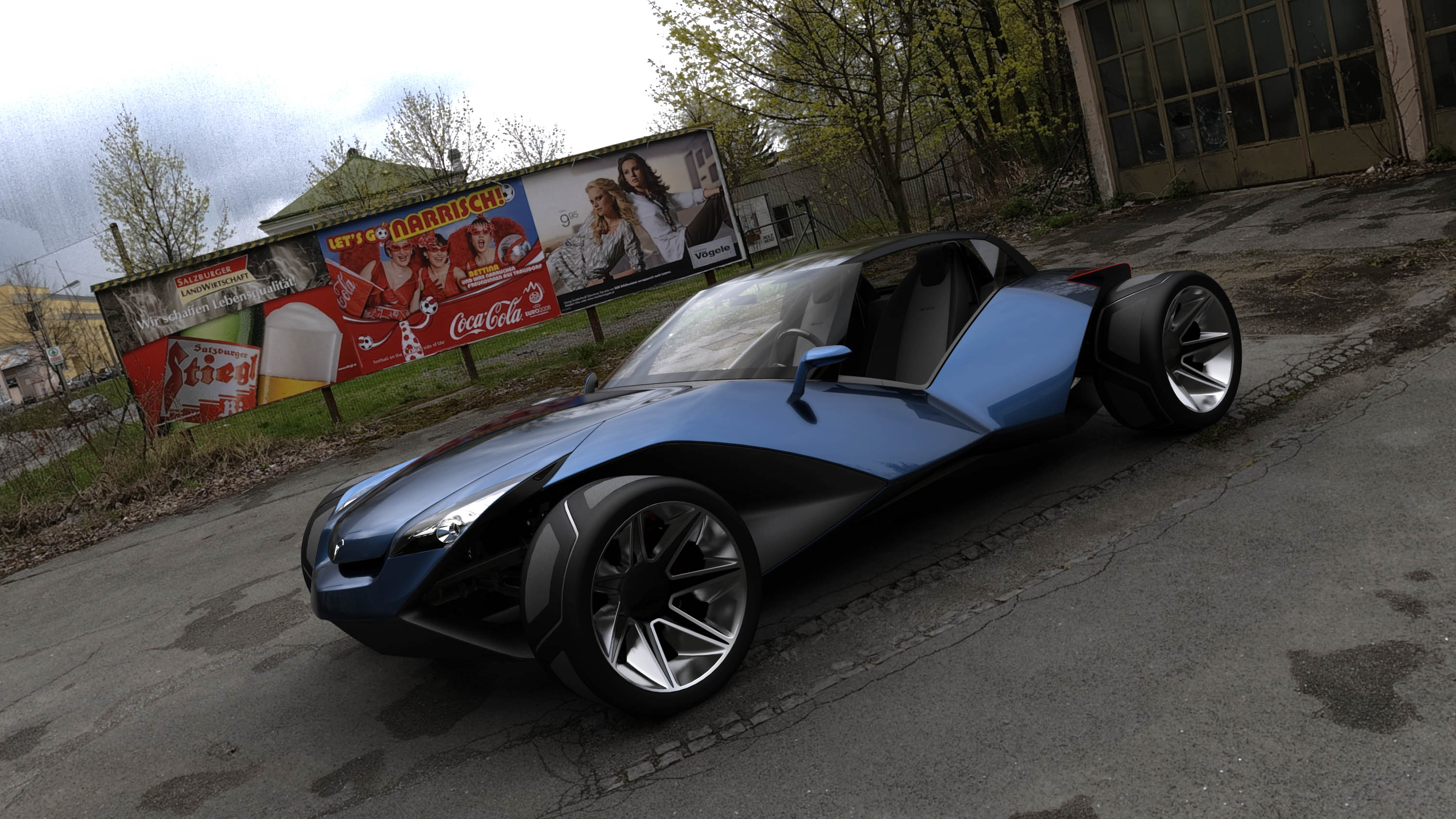 xseed concept part sports car part buggy all hybrid. Black Bedroom Furniture Sets. Home Design Ideas