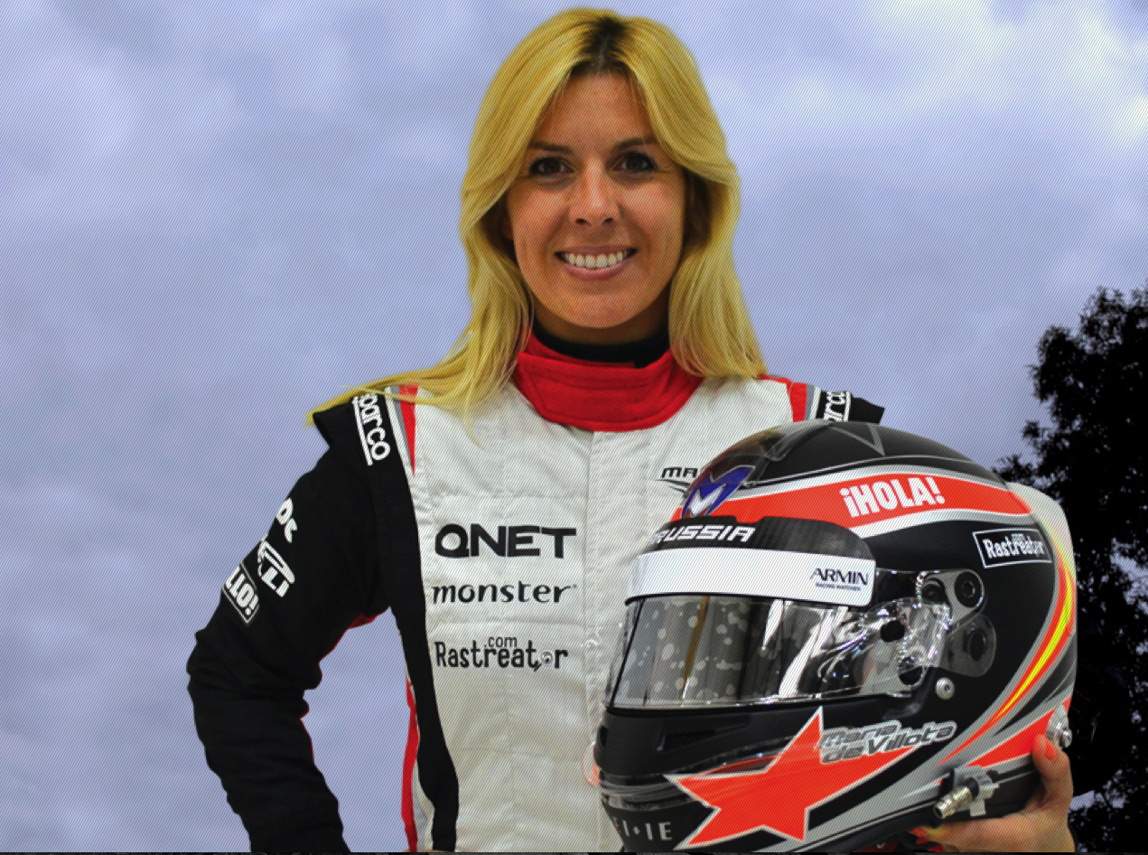 maria de villota died from injuries sustained during 2012 crash. Black Bedroom Furniture Sets. Home Design Ideas