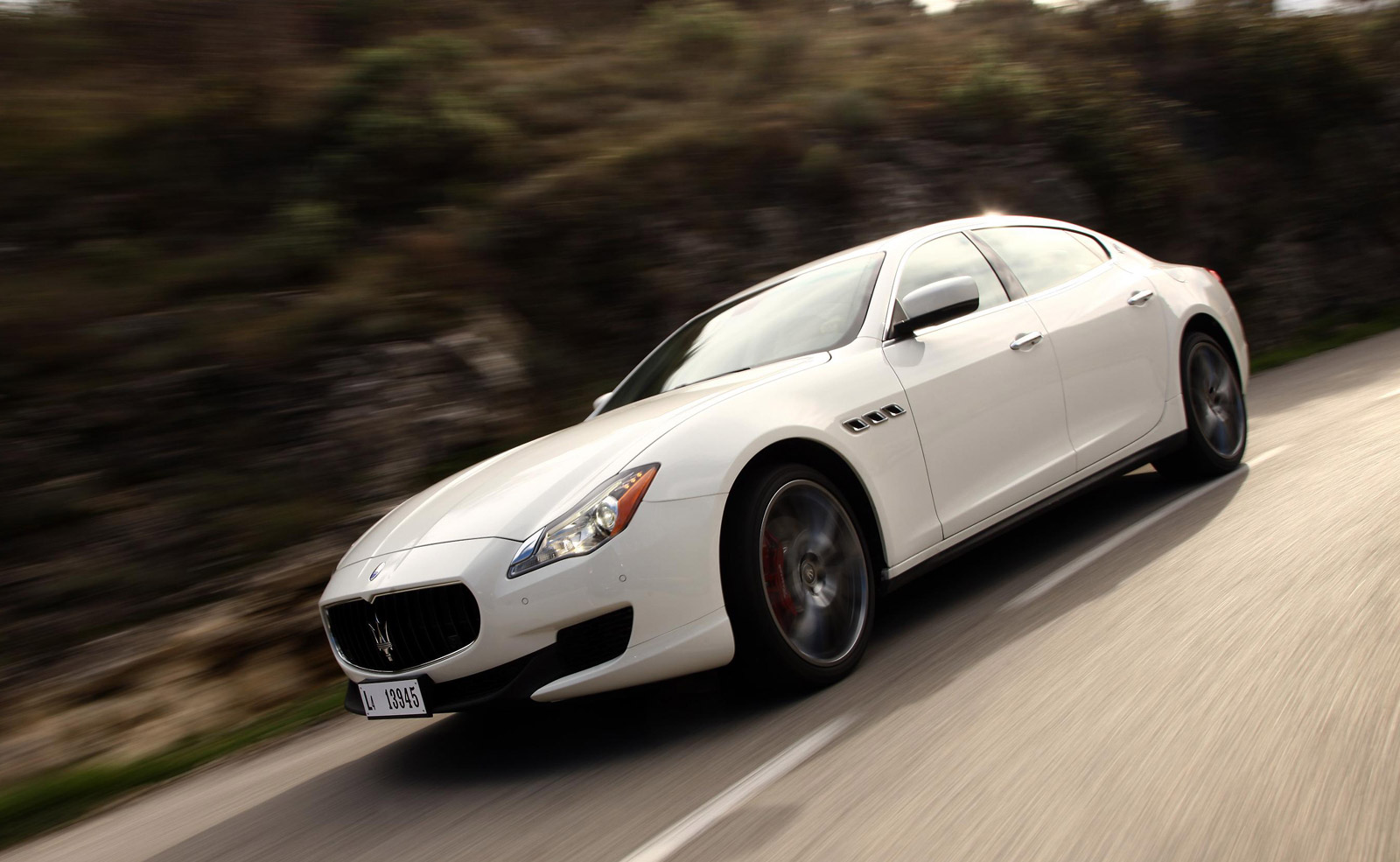 2014 Maserati Quattroporte Review Ratings Specs Prices
