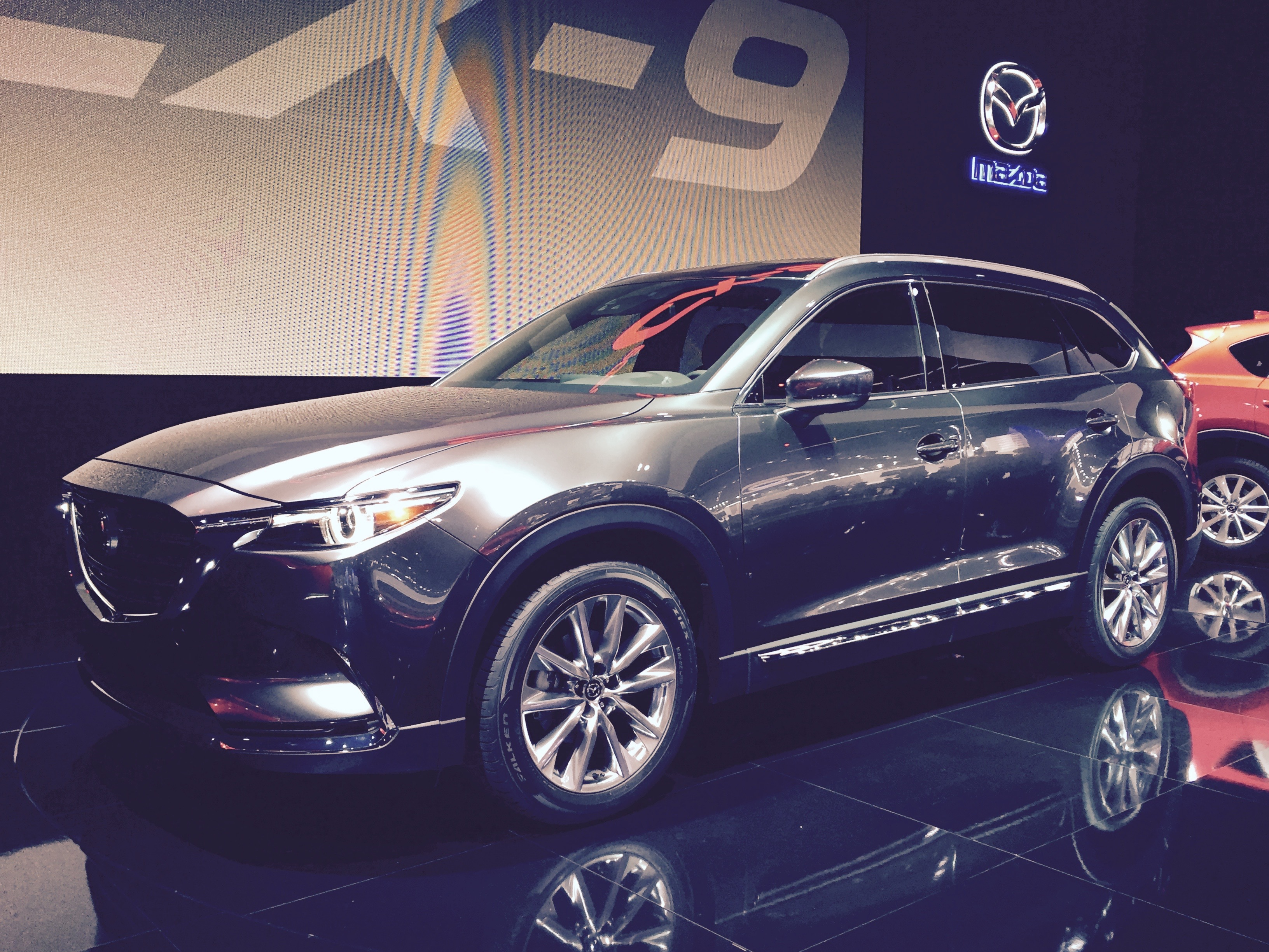 2016 Mazda CX-9 Video Preview