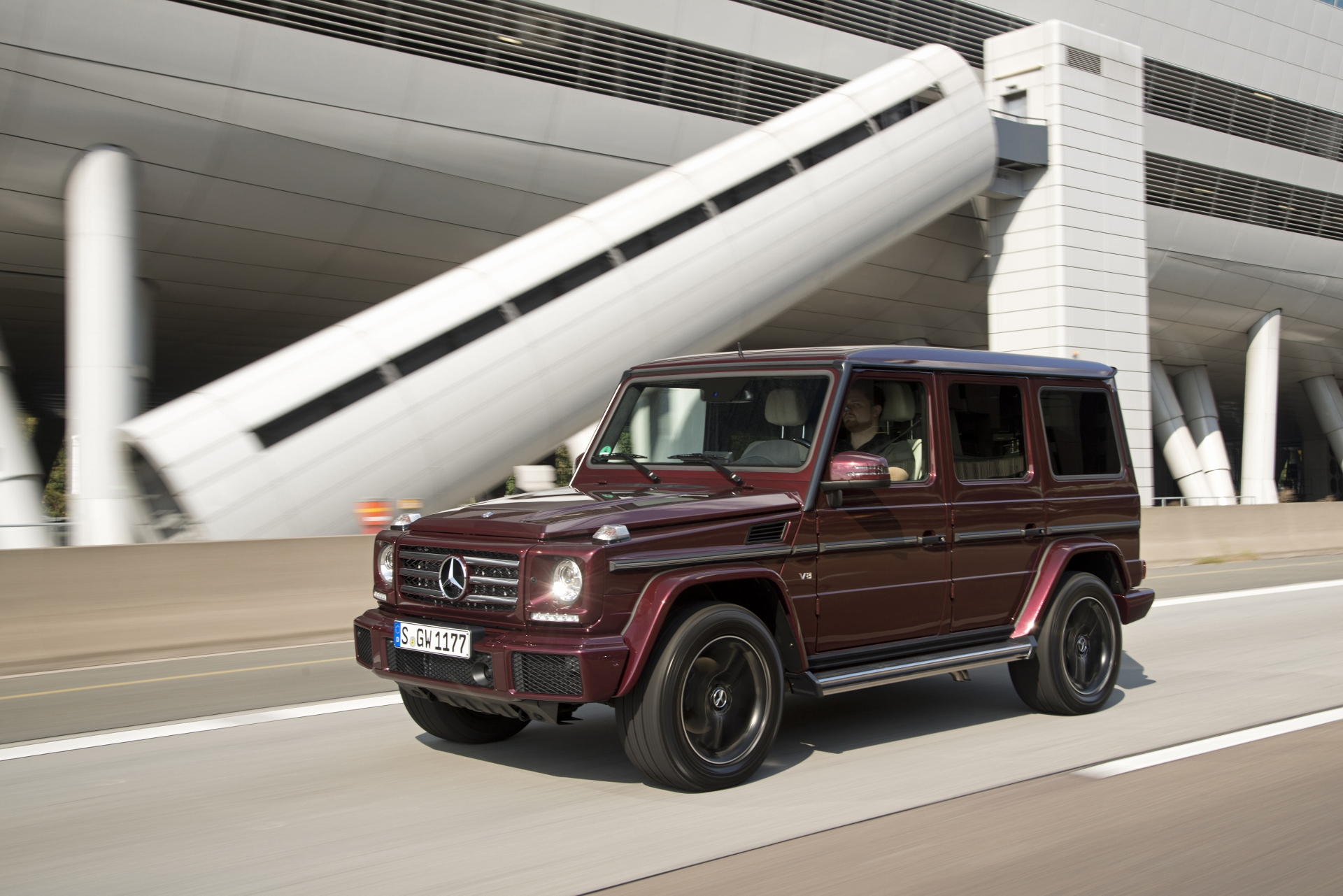 2016 mercedes benz g class review ratings specs prices for Mercedes benz of tysons corner staff