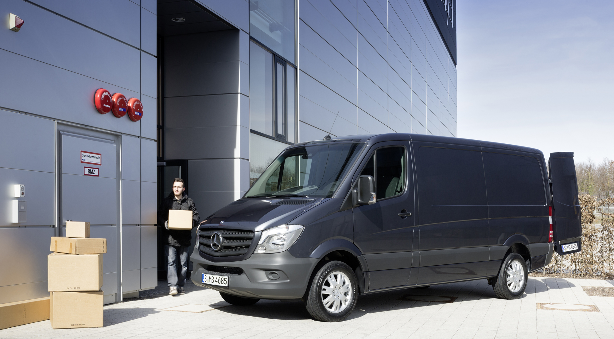 BMW Of Kansas City South >> New and Used Mercedes-Benz Sprinter Crew Vans: Prices ...