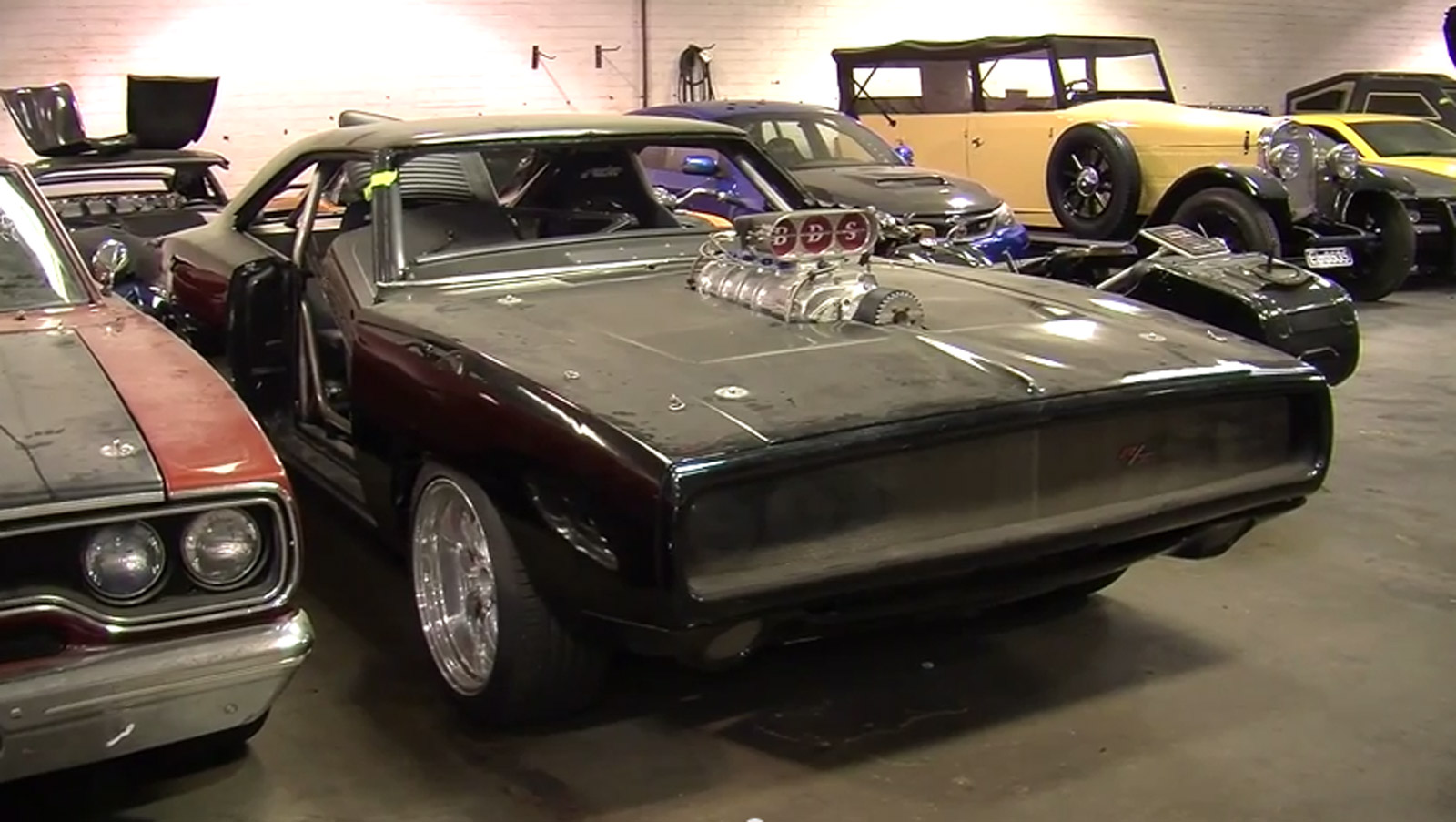 Meet The Man That Modified The Cars For Furious 7 Video