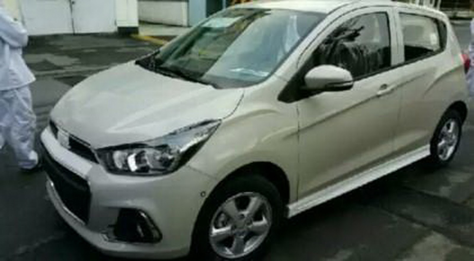 2017 Chevrolet Spark: Photos Of Updated Minicar Leaked In Korea