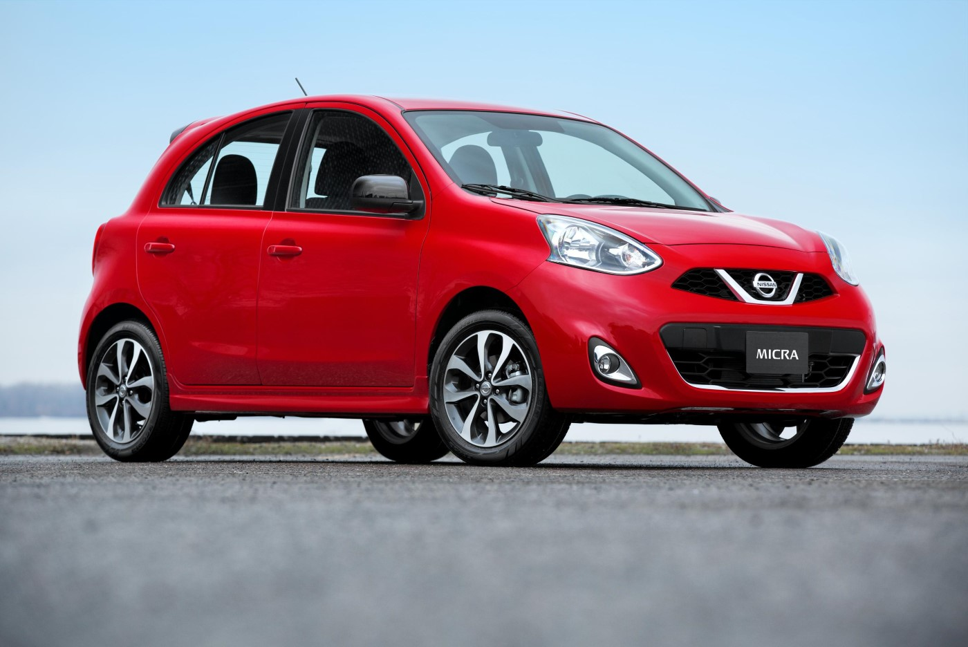 nissan micra now available in canada 100453865. Black Bedroom Furniture Sets. Home Design Ideas