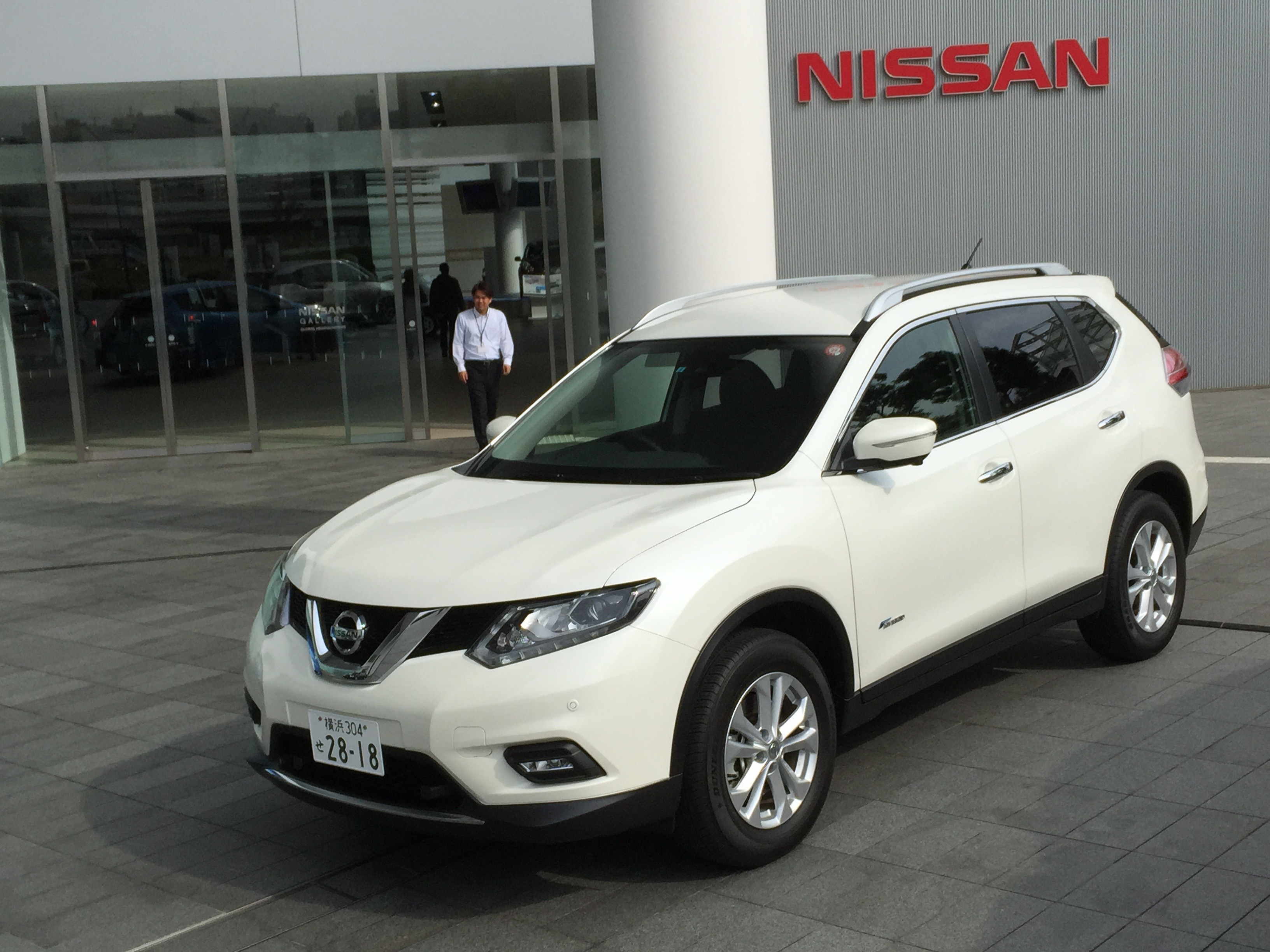 Quick Drive 2017 Nissan Rogue Hybrid Previewed By X Trail