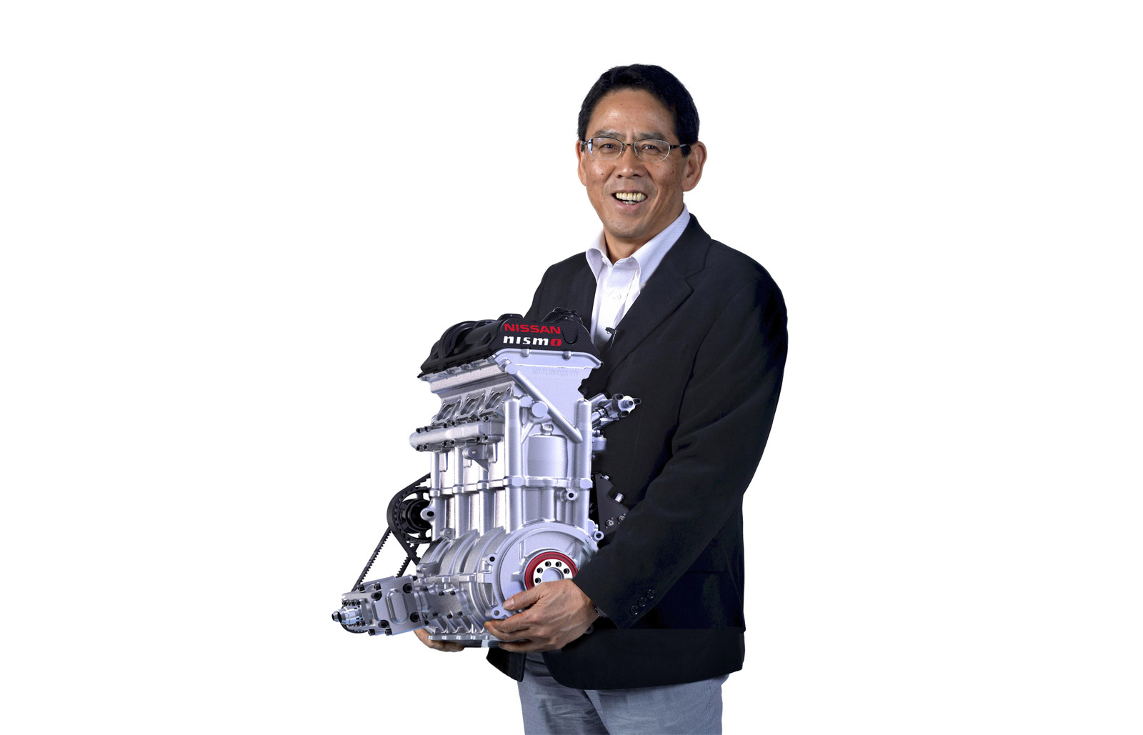Nissans Three Cylinder Engine For Its Zeod Rc Electrified