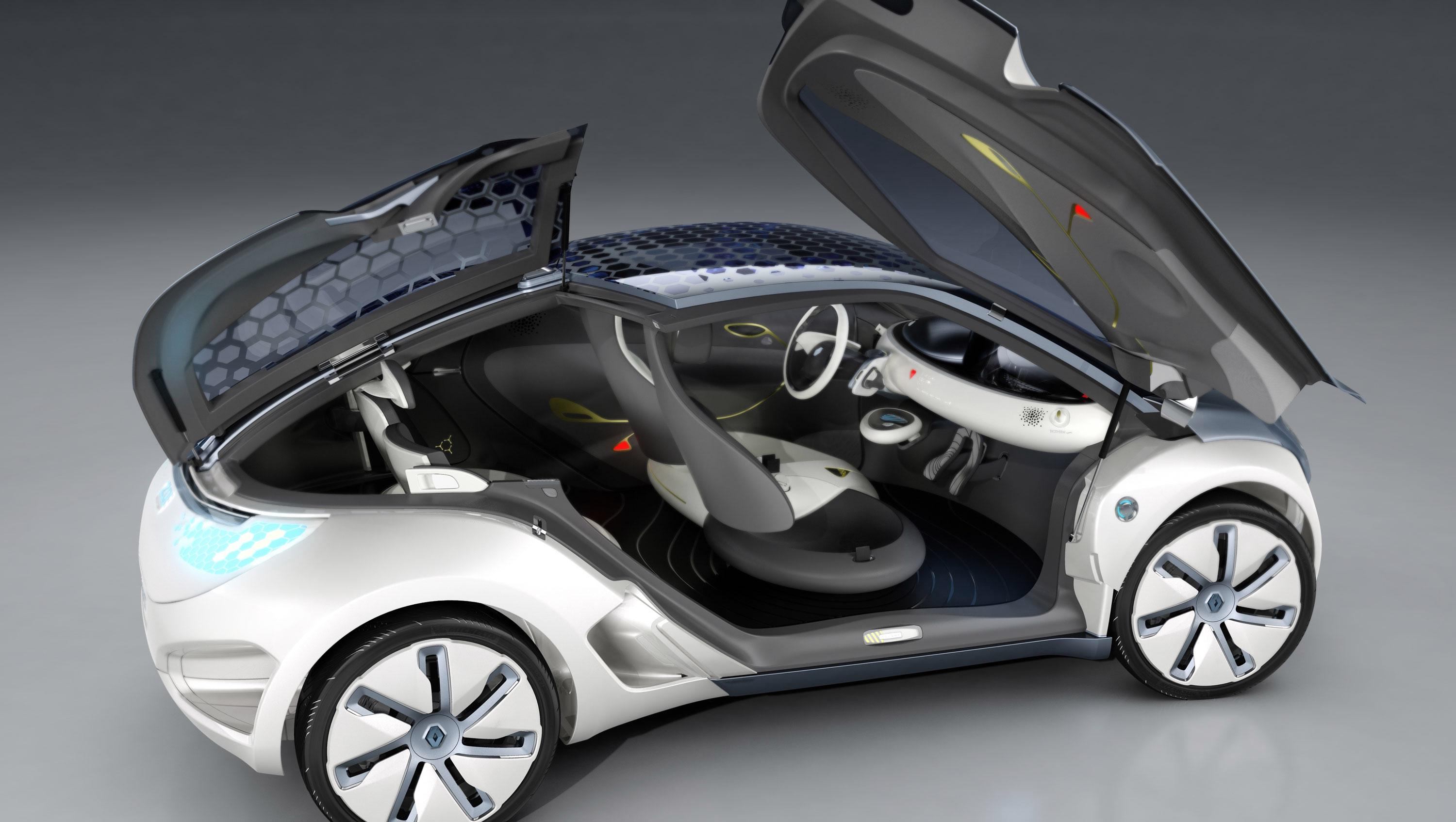 Wtf Renault L Oreal Create First Ever Spa Concept Car